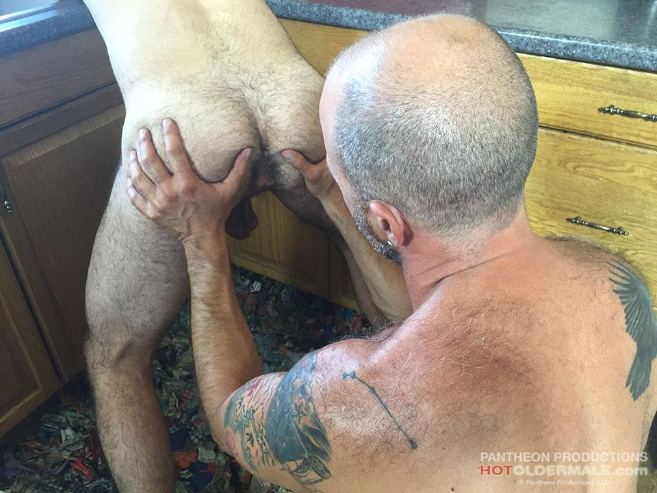 Hot Older Male Dave Rex and Anthony Naxos Thick Daddy Cock Amateur Gay Porn 12 Getting Fucked By A Daddy With A Big Thick Hairy Cock