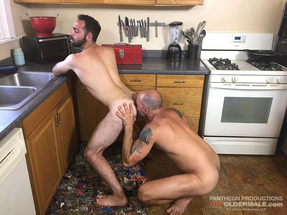 Hot Older Male Dave Rex and Anthony Naxos Thick Daddy Cock Amateur Gay Porn 13 Getting Fucked By A Daddy With A Big Thick Hairy Cock