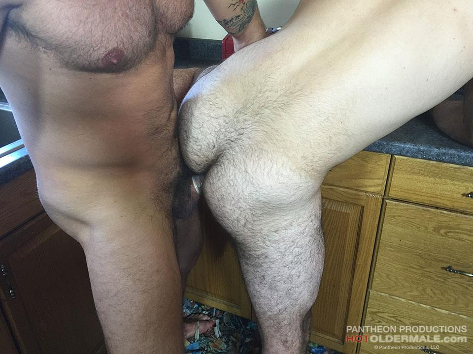 Hot Older Male Dave Rex and Anthony Naxos Thick Daddy Cock Amateur Gay Porn 18 Getting Fucked By A Daddy With A Big Thick Hairy Cock