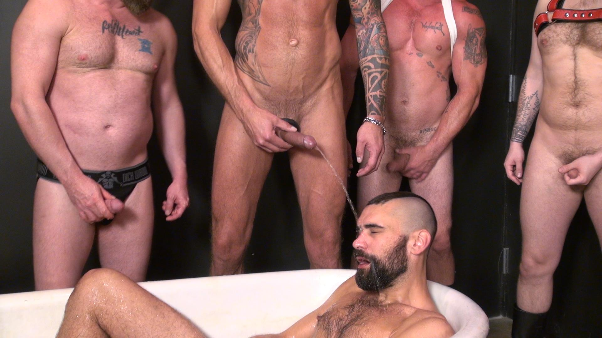 Gay pissing off sex movie xxx king amp alex