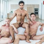 Lucas Rico Marlon Cody Winter Damon Heart Bareback Free Video 06 150x150 Taking Two Raw Cocks Up The Ass At The Same Time