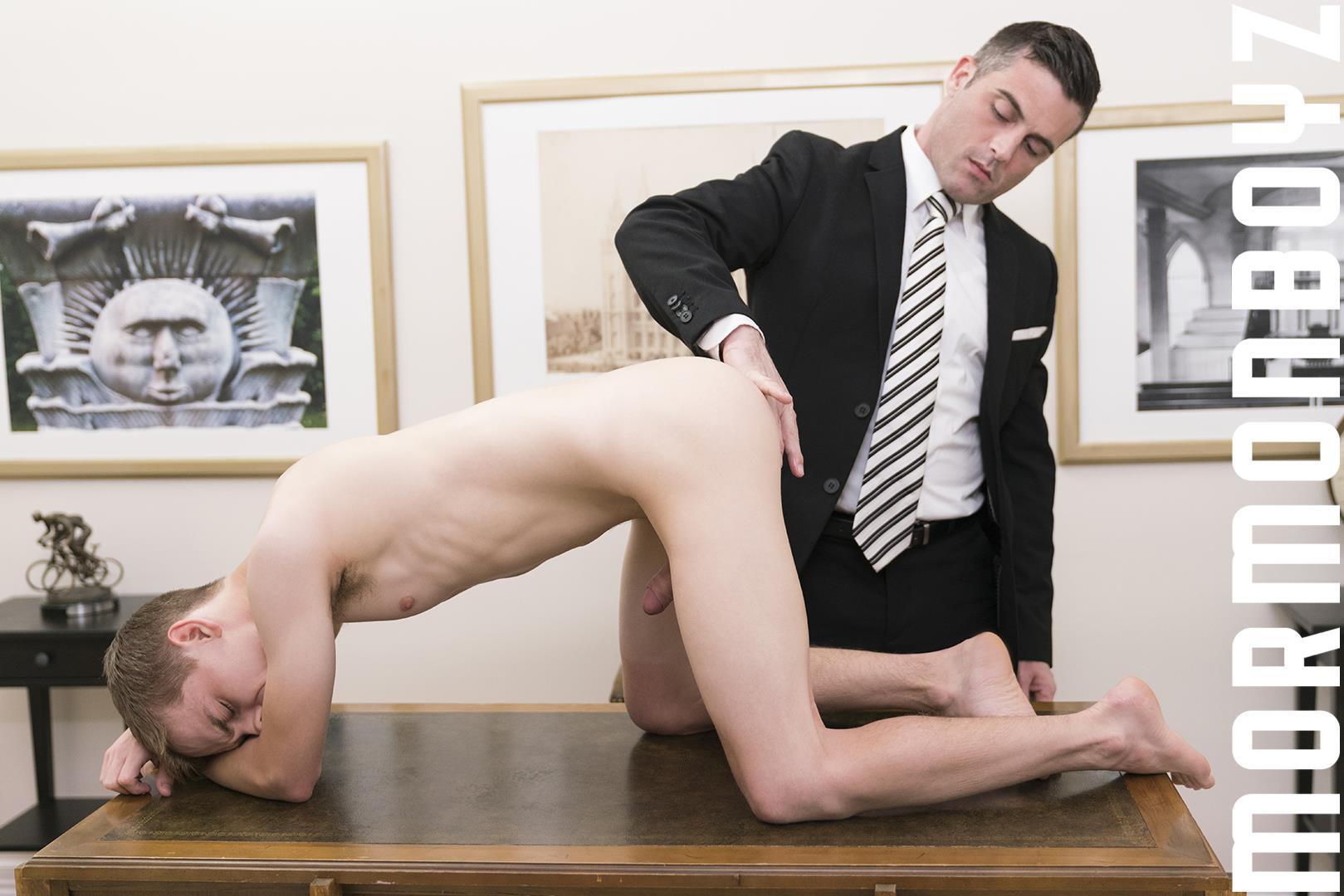 Mormon-Boyz-Elder-Dalton-and-Bishop-Hart-Bareback-Twink-By-Older-Man-06 Big Dick Mormon Twink Takes A Thick Bareback Cock