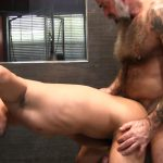 Victor-Cody-XXX-Nate-Pierce-and-Cesar-Xes-Bareback-Bathhouse-Sex-19-150x150 Getting Fucked By A Hairy Daddy In The Bathhouse Shower