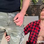 Deviant-Otter-Jake-Naked-Hairy-Guys-Amateur-Bareback-Sex-02-150x150 Outdoor Bareback Flip Fucking With The Deviant Otter