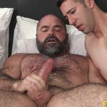 Family-Dick-Muscle-Bear-Stepdad-Bareback-Fucks-His-Stepsons-Gay-Sex-Video-15-150x150 Hairy Muscle Bear Daddy Takes Turns Bareback Fucking His Two Stepsons