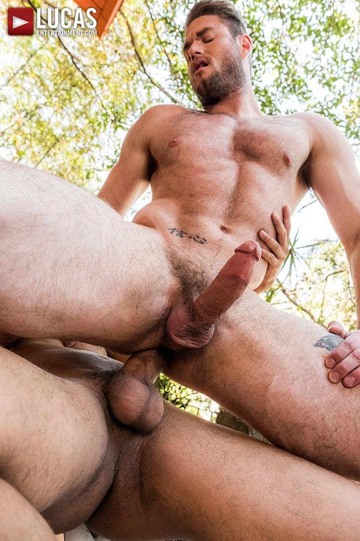Lucas-Entertainment-Alejandro-Castillo-and-Ace-Era-Big-Uncut-Mexican-Cock-Bareback-Video-15 Hairy Muscle Hunk Takes A Big Uncut Mexican Cock Raw Up The Ass