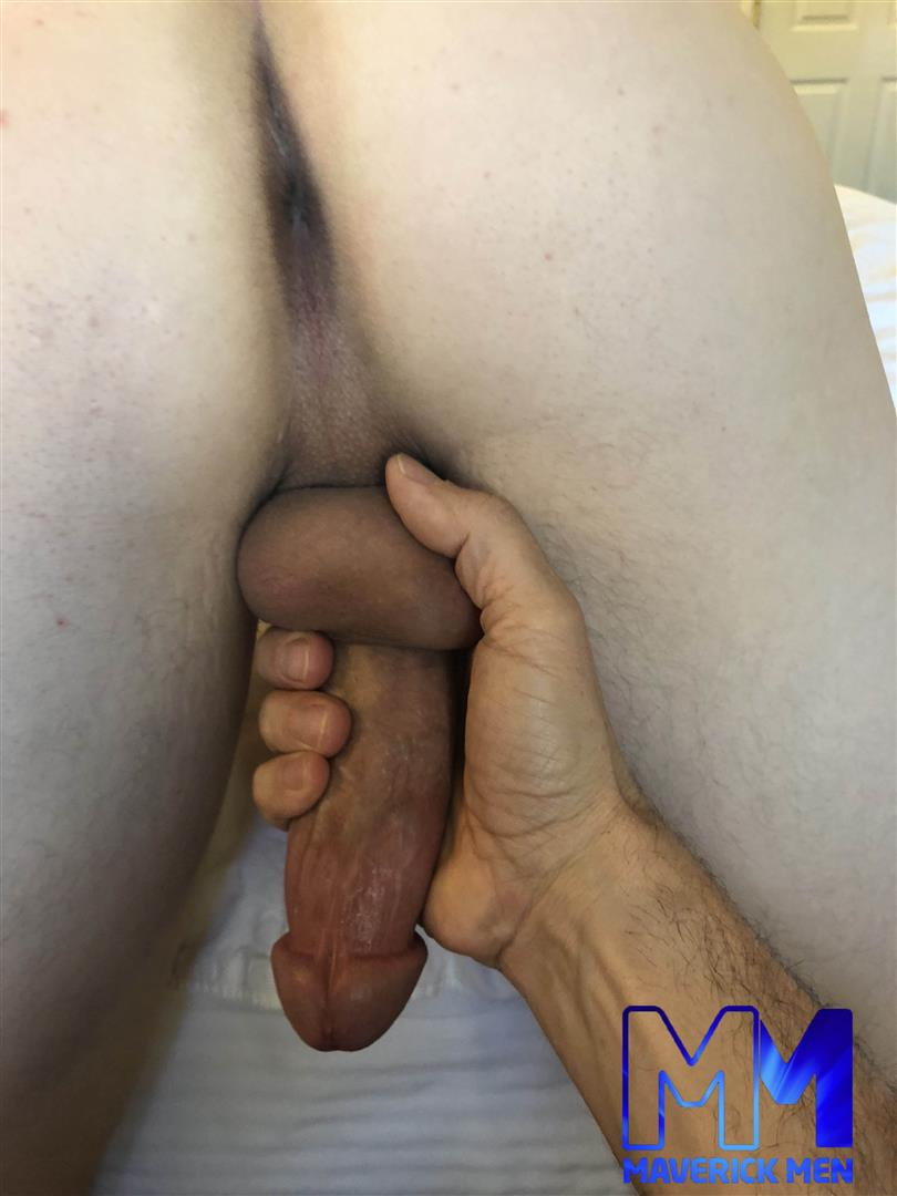 Maverick-Men-Big-Dick-Daddies-Bareback-Breeding-Young-Cowboy-2 21-Year Old Hung Colorado Cowboy Gets Bred By Two Daddy Dicks