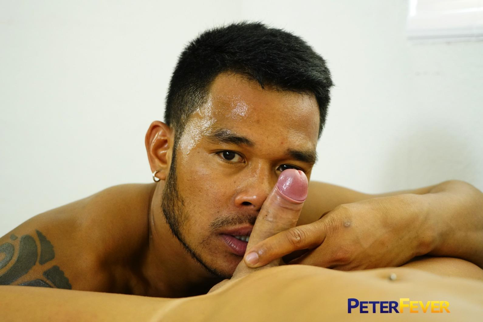 Peter-Fever-Shen-Powers-and-Trevor-Northman-Big-Asian-Dicks-Fucking-06 Horny Asian Guys Tickle, Suck And Fuck Each Other Silly